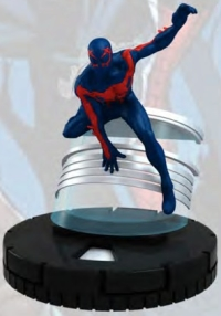 HeroClix amazing Spiderman