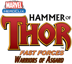 HeroClix Hammer of Thor Fast Forces