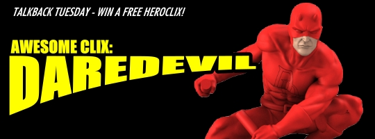 Awesome Clix: HeroClix Daredevil