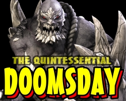 The Quintessential Doomsday HeroClix Dial