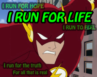 HeroClix World I Run For Life - National Cancer Survivers Day
