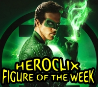 HeroClix Hal Jordan Figure of the Week