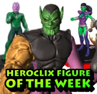 HeroClix Figure of the Week Skrulls