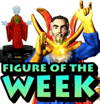 HeroClix Figure of the Week Dr Strange Ganthet