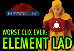 Worx Clix Ever: Element Lad