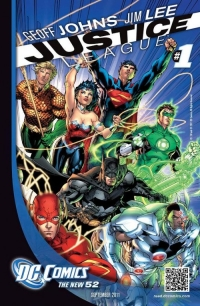 Justice League New 52 #1